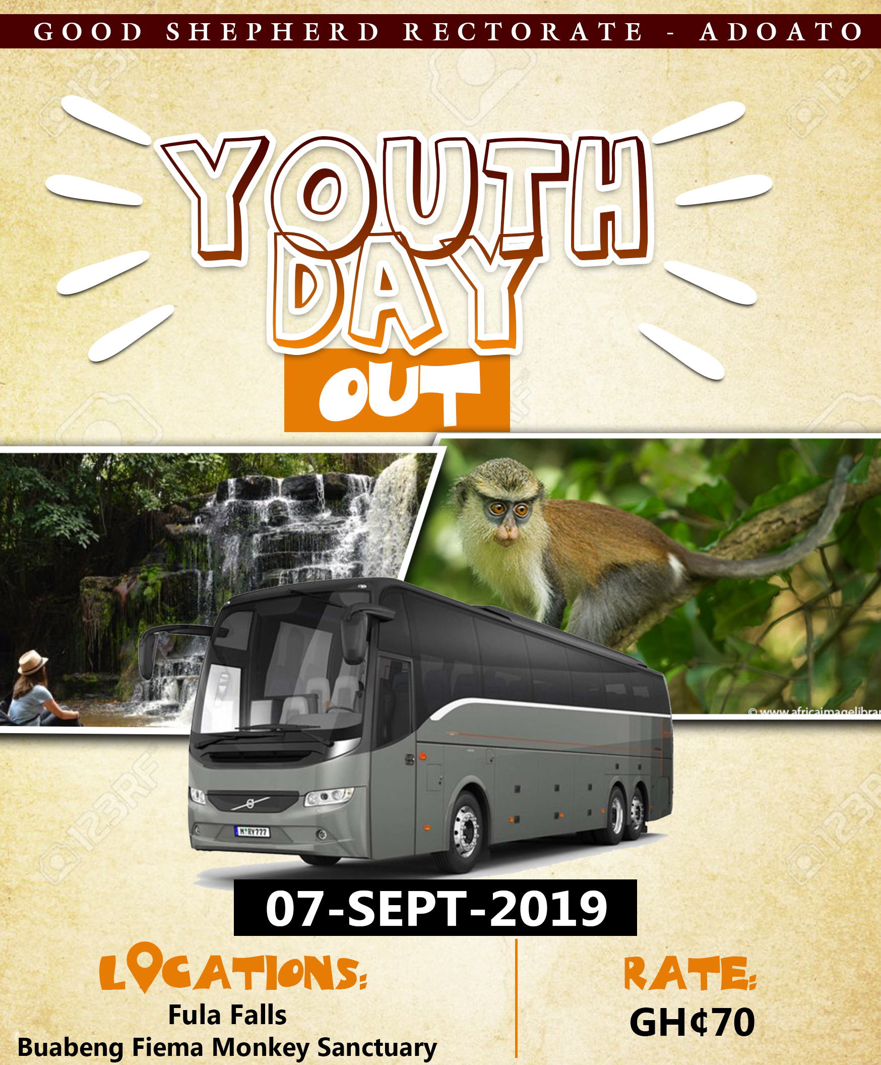 youth day out - jitbrands designs